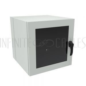 NEMA Wall Mount Swing-Out Cabinets - Infinite Cables