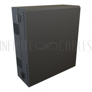 Vertical Wall Mount Cabinets - Infinite Cables