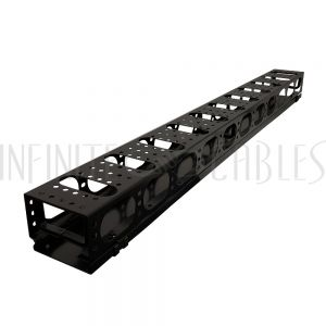 RM-450-24U Vertical Cable Manager for Relay Rack - 24U - Infinite Cables