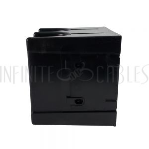 WP-BOX2-OL Outlet Box, Double Gang - Power or Low Voltage, New / Existing Construction - Infinite Cables