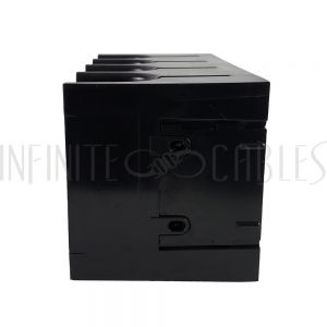 WP-BOX4-OL Outlet Box, Four Gang - Power or Low Voltage, New / Existing Construction - Infinite Cables