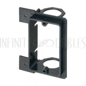 WP-CLIP-C1N Drywall Clip - Plastic, Single Gang 3/4 inch EMT, New Construction - Infinite Cables