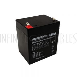 Fire and Security Alarm Panel Replacement Batteries - Infinite Cables