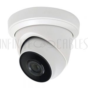 CA-NC214-XD-2WH 4MP Turret IP Camera - Fixed Lens - 30m IR Range - IP67 Rated - Infinite Cables