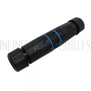 Shielded IP68 Rated Couplers - Infinite Cables