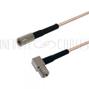 SMB Male to SMB Male Cables - Infinite Cables