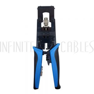 TL-CO-M Compression Crimp Tool for BNC, RCA & F-Type Connectors - Infinite Cables
