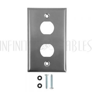 Outdoor IP68 Rated Wall Plates - Infinite Cables