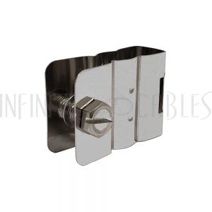 CN-BH-S38-NH Standard Hanger for LMR-400, LMR-500 and LMR-600 Cable - Infinite Cables