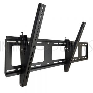 MT-1552 Menu Wall TV Mounting Bracket - Expandable - Fits TV Sizes 45-55 inches - +10/-20 Degree Tilt - Maximum VESA 600x400 - Infinite Cables
