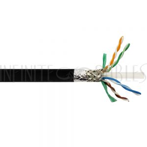 Bulk CAT6A Hi-Flex Harsh Environment Cable - Infinite Cables