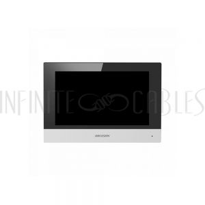 CA-KC-001 Hikvision Video Indoor Station Monitoring Tablet - Infinite Cables