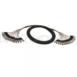 16-Channel XLR Male to XLR Female - Infinite Cables