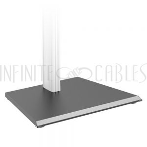 MT-1610-PB Video Wall Floor Stand - Pedestal Base - Infinite Cables