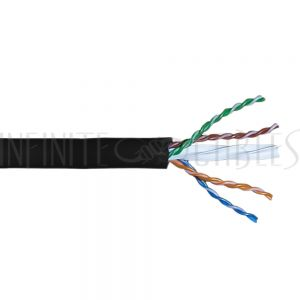 Bulk CAT6A Solid FT4 Cable - Infinite Cables