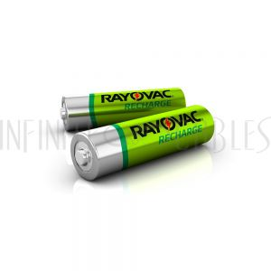 BT-NIMH2-AA-4 Rayovac AA Rechargeable NiMH Batteries (4 per pack) - Infinite Cables