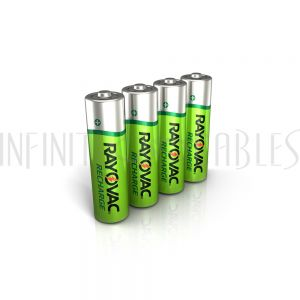 Rechargeable Batteries - Infinite Cables