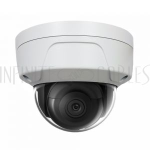CA-NC322-TDA-2WH 2MP Dome IP Camera - 2.8mm Fixed Lens - 30m IR Range - Outdoor IP67 Rated - White - Infinite Cables