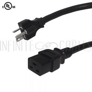 6-20P to C19 Power Cords