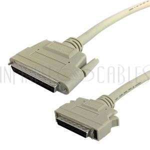 SC-910-06 6ft SCSI HD68 Male to HD50 Male Cable - Beige