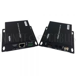HDMI 4K Extender over CAT5E/6 (40m) - HDBaseT - HDMI 2.0 – YUV 4:2:0