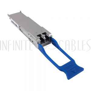 Cisco QSFP-40G-LR4 Compatible 40GBASE-LR4 QSFP+ SM LC with OTU3 Transceiver