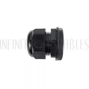 CG-M40-S Cable Gland M40x1.5 Thread - Cable OD 20~28mm - IP68 - Black - Infinite Cables
